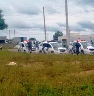 Dois detidos e dois revólveres apreendidos no Jocafe