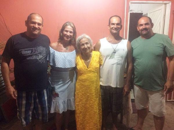 O adeus final à Dona Marlene Felisberto Fiorot