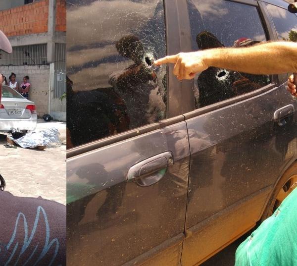 BU: PM que se defendeu de assaltante havia sacado R$ 5 mil. Morto morava no bairro Interlagos