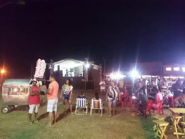 Urussuquara: Carnaval sem som por falta de potência na rede elétrica
