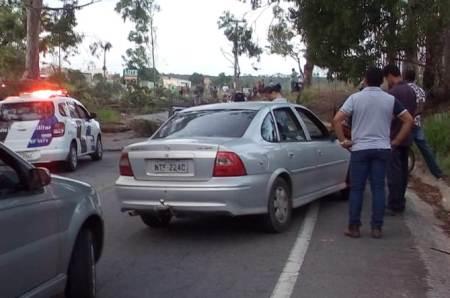 Protesto: Sexta-feira começa com mais interdições em Aracruz