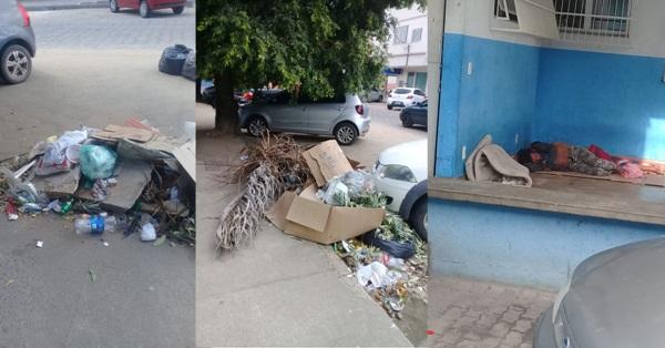 Esquina problema, diz leitora sobre uma das esquinas do HGL, no Araçá