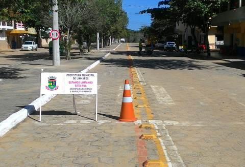 Limpeza reforçada para o Forró do Pontal 2019