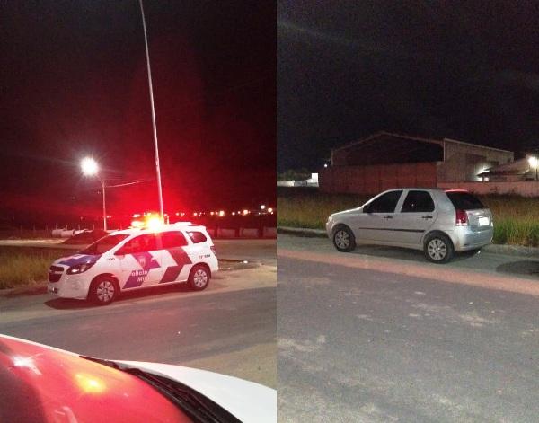 Troca de tiros com ferido em ação da PM em Sooretama
