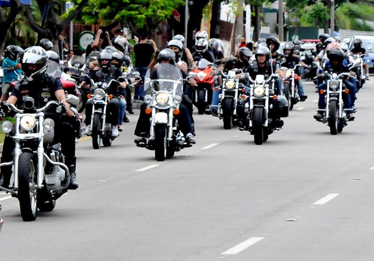 Fim de semana: Encontro Nacional de Motociclistas vai movimentar Linhares
