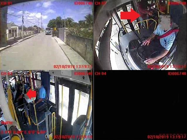 Assaltantes ameaçam motoristas e cobradores durante roubos em Sooretama