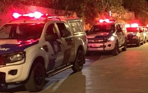Assalto no Centro, dois feridos em briga dentro de bar no Aviso, além de apreensão de drogas