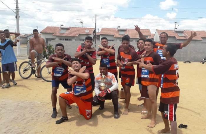 Torneio de futebol no Jocafe é prova de que nem tudo está perdido para os jovens de Linhares