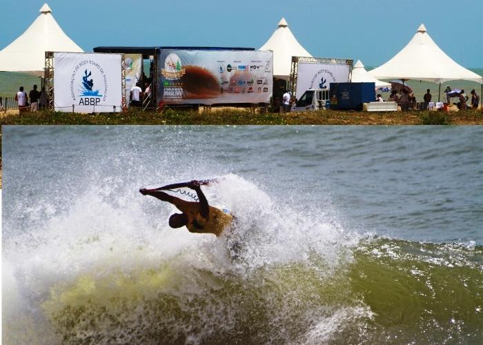 Povoação Bodyboarding Festival: Detalhes do primeiro dia de muita adrenalina em Linhares