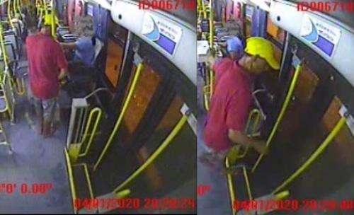 Assaltante rende cobradora de ônibus em Sooretama
