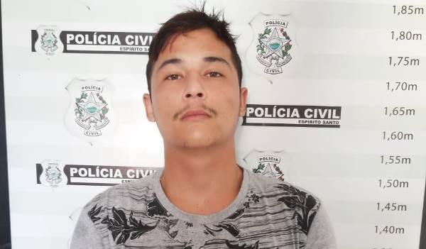 Policial Civil reconhece Alexandre, e mandado é cumprido em Rio Bananal