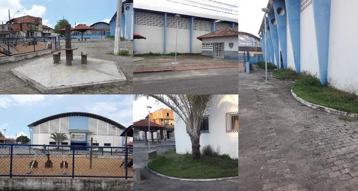 Namoro quente, tráfico de drogas e abandono em praça de Linhares