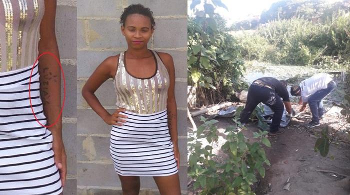 Identificado corpo de mulher assassinada e jogada na lagoa do Interlagos