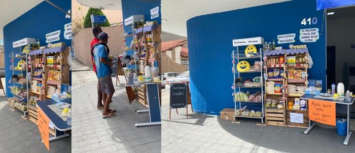 Mercadinho Solidário em Linhares: Bora ajudar o próximo?