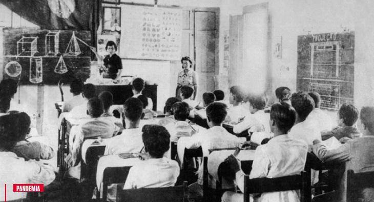 Como a pandemia de gripe espanhola afetou a educação brasileira em 1918