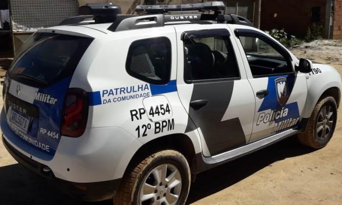 Policiais checam denúncia feita por morador de Bebedouro