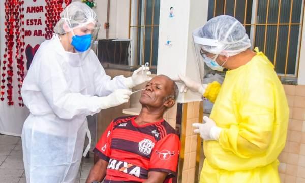Coronavírus: Prefeitura divulga resultado de exames de idosos do Lar Abrigo de Luz
