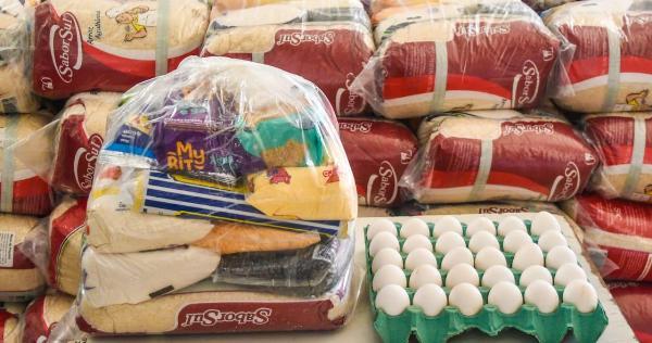 Detalhes dos últimos dias para retirar kit merenda em Linhares