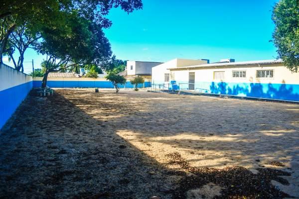 Interlagos: Quase R$ 1 milhão de investimento na construção de quadra poliesportiva