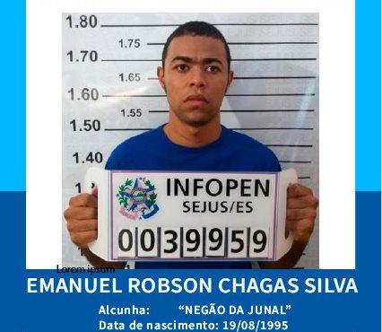 181: Polícia pede ajuda para localizar Negão da Junal