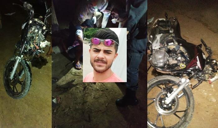 Weverton morre em acidente de moto no interior de Linhares
