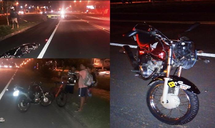 Acidente com vítima fatal na BR-101 em Linhares