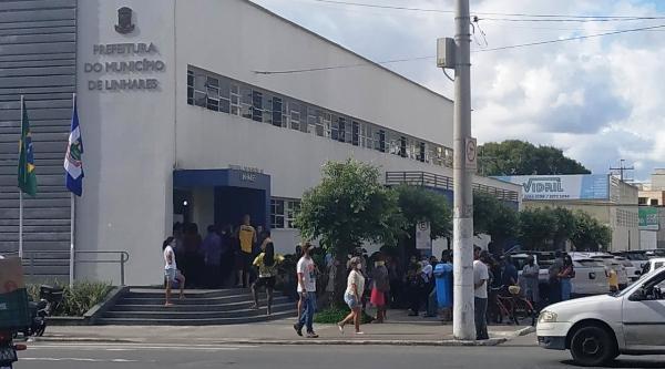 Prefeitura divulga calendário de pagamento do funcionalismo em Linhares