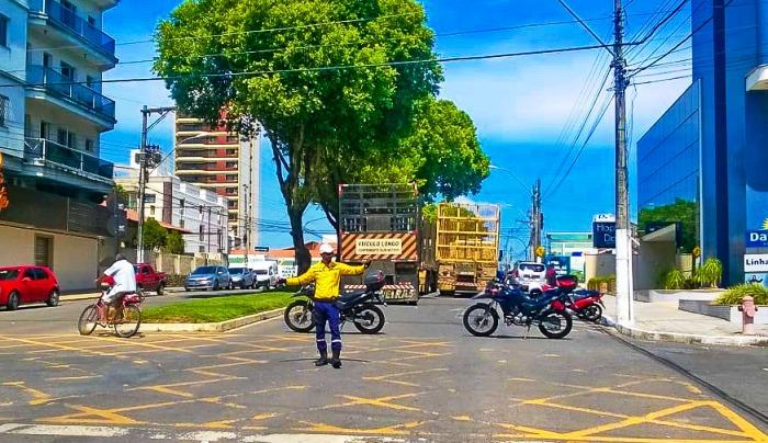 Linhares lidera ranking do Estado com menor número de mortes no trânsito