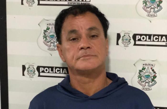 Mais mandado: PC prende homem condenado a mais de 23 anos de cadeia