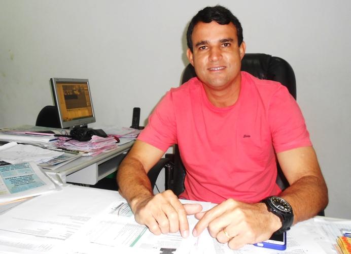 Itagildo Marques: quando necessário, ainda coloco a mão na massa como braçal