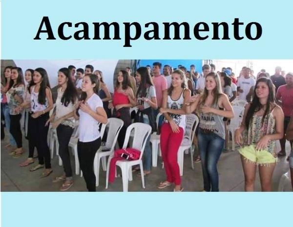 E vem aí o XII Acampamento de Oração para Jovens católicos