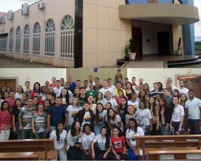 Jovens católicos preparados para o