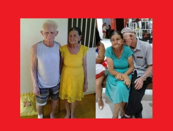 Que exemplo! Eles completam 60 anos de matrimônio e permanecem firmes e fortes no amor