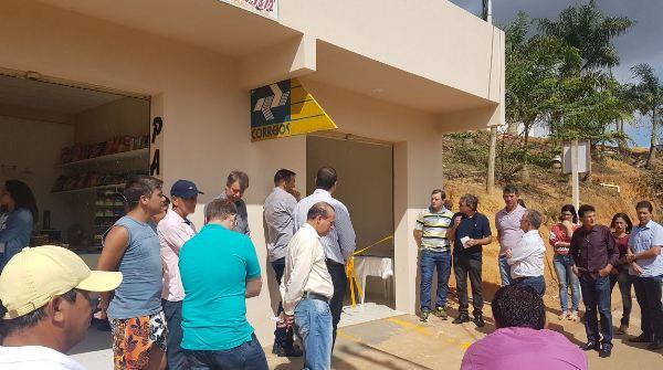Destaque: Inaugurada nova unidade de Correios em Rio Bananal