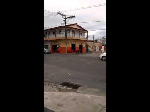 Homem escapa da morte ao tentar salvar bike no bairro Aviso em Linhares
