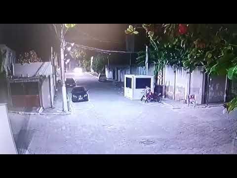 Bandido furta moto no Centro de Linhares