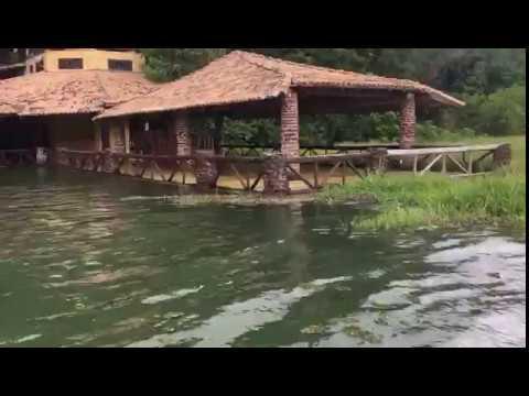 É muita água na Majestosa Juparanã que alaga em Linhares e Sooretama